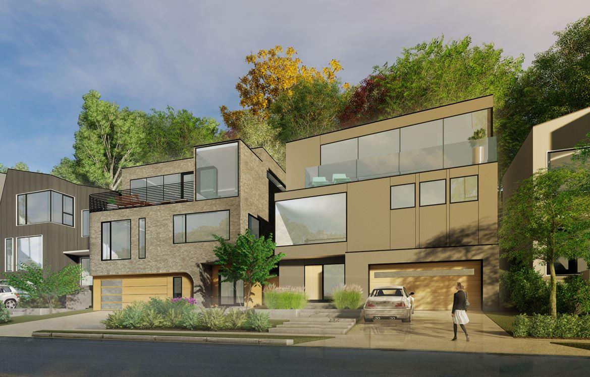 Developments and Condominiums- Tremont, Ohio City